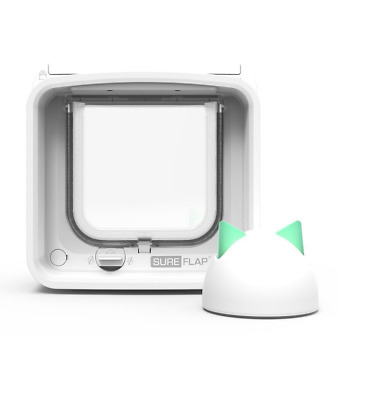 SureFlap Microchip Cat Flap Connect with Hub