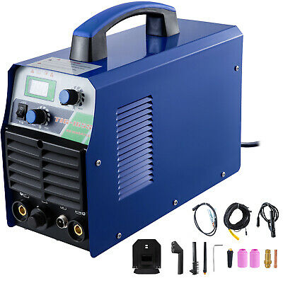 TIG-165S 160 Amp HF TIG Torch/Stick/Arc Welder 110 & 230V Dual Voltage Welding