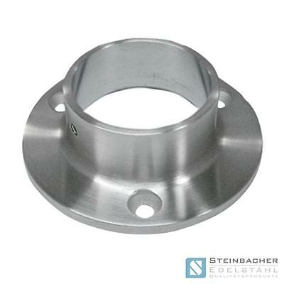 Stainless Steel Round V2A 30-150mm Anchor Plate Lid Flange Floor Liner Board #30