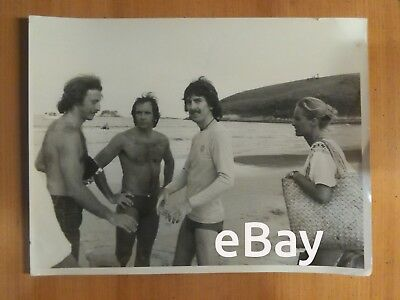 George Harrison The Beatles Vintage Original Photo 02