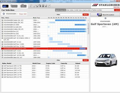 2017 Garage Workshop Automotive Database Repair Software