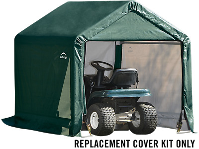 ShelterLogic Heavy Duty Replacement Cover Kit 6x6 805258 90500 for 70401 70417