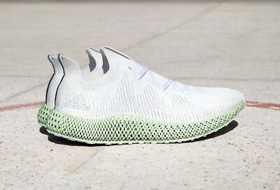 Alpha-Edge 4D Futurecraft Adidas Men's Size 11.5 White New w/ Tags Fitness & Jogging Fitness- & Laufschuhe