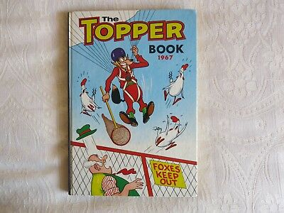 Topper Annual 1967 - Very Good Condition