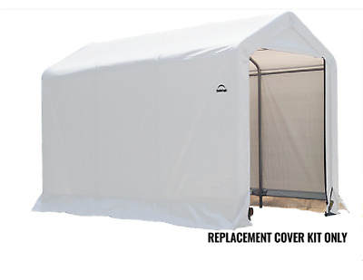 ShelterLogic Heavy Duty Replacement Cover Kit 6x10 805278 90501 for 70403