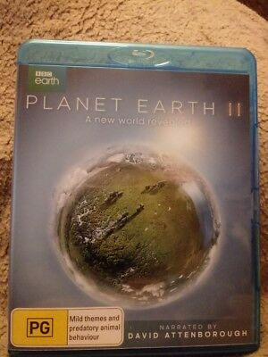 Planet Earth 2 Blu-ray Region FREE NEW /UNSEALED CHEAPEST ON  EBAY