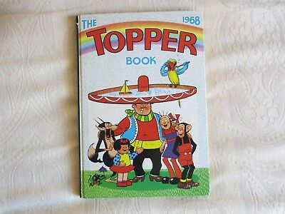 Topper Annual 1968 - Very Good Condition