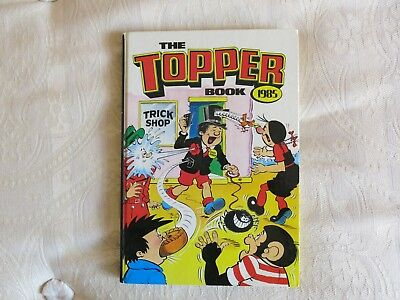 Topper Annual 1985 - Excellent Condition