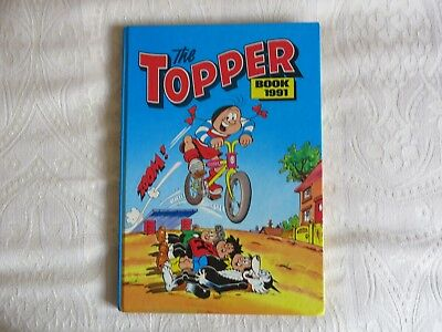 Topper Annual 1991 - Like New