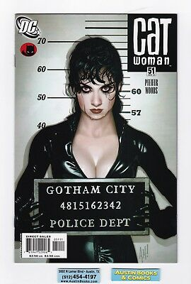 Catwoman #51 Adam Hughes Cover New/Old Stock NM- Never Pressed