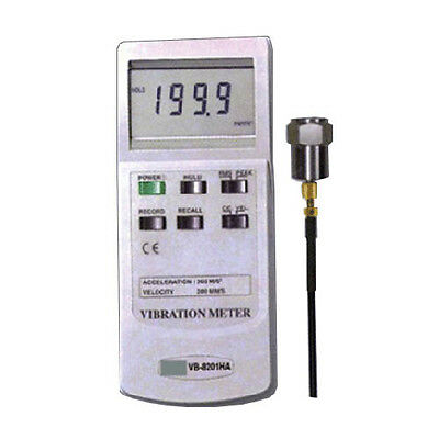 General VB8201HA Vibration Meter