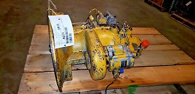 Jd 490E Sub# At217365 & At154537  Excavator Hydraulic Pump  *tested* John Deere
