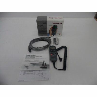Raymarine RayMic - A46051 - W/ Cable & Hardware New Open Box