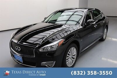 2015 Infiniti Q70 3.7 Texas Direct Auto 2015 3.7 Used 3.7L V6 24V Automatic AWD Sedan Premium Bose