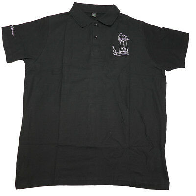 Pink Floyd, David Gilmour - Embroidered Polo Shirt Size:S - NEW & OFFICIAL