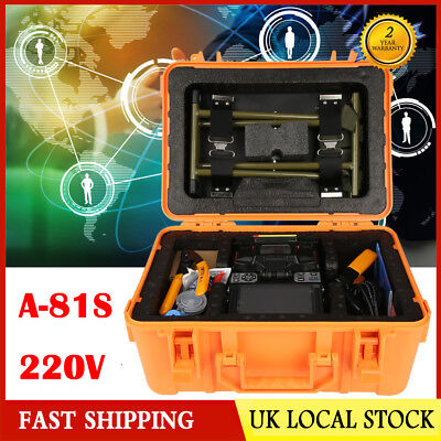 A-81S Fiber Optic Welding Splicing Machine Optical Fiber Fusion Splicer Kits UK