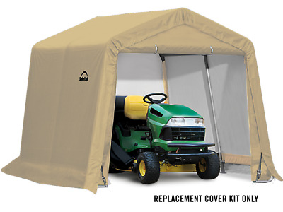 ShelterLogic Replacement Cover Kit 14.5oz 10x10x8 805142 90504 for 70333 30333
