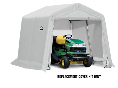 ShelterLogic Replacement Cover Kit 21.5oz 10x10x8 805146 90504 for 70333 30333