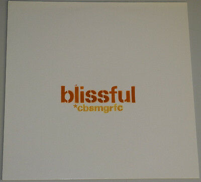 "12"" Jp**cubismo Grafico - Blissful (Malente Remix) (Escalator Records)***10899"
