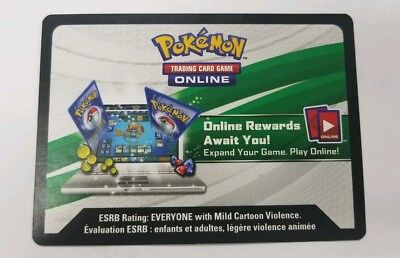 Pokemon Shiny Silvally GX Collection TCG Online Code Card IN HAND!!