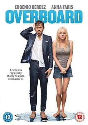 Overboard  with Anna Faris New (DVD  2018)