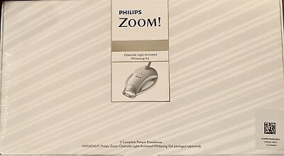 Philips Zoom In-office Whitening Kits