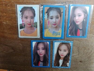 TWICE Summer Nights 2nd Special Album Official Photocards Tzuyu Kpop