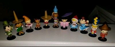 Disney Parks The Happiest Cruise Its a Small World Vinyl 11 Figure set MARUYAMA