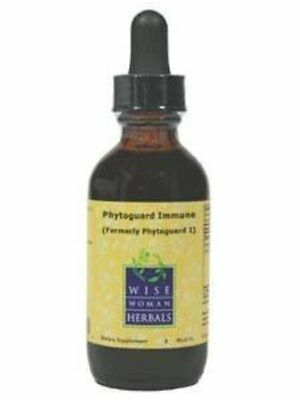 Wise Woman Herbals - Phytoguard Immune 4 oz 4p1co API NNE FREE SHIPPING