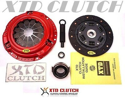 Xtd Stage 2 Sports Clutch Kit 92-04 Civic Del Sol 1.5L 1.6L 1.7L D15 D16 D17