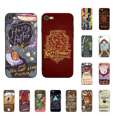 size 40 2cd0b 0b57d HARRY POTTER HALLOW quotes Soft TPU case For Apple Iphone 5 6 7 8 X XS MAX  XR