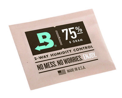 Boveda 75% RH 2-Way Humidity Control, 8 gram, 10-Pack