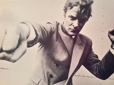 Michael Caine Actor Young Iconic A4 Poster Picture Print A4 Wall Art 1