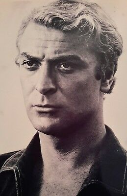 Michael Caine Actor Young Iconic A4 Poster Picture Print A4 Wall Art 2