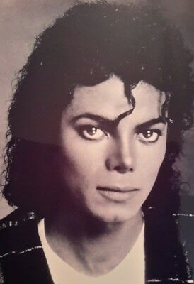 Michael Jackson Young Iconic A4 Poster Picture Print A4 Wall Art 5