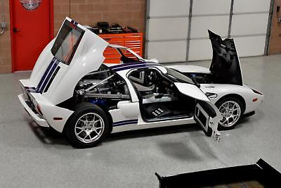2005 Ford Ford GT -- 2005 FORD GT only 240 Original Miles! All 4 Options FLAWLESS SHOWROOM CONDITION!