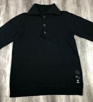 Flight Tracker Diesel Sweater K-maniky 00wde 900 Pullover Black Rrp110€ Clothing, Shoes & Accessories