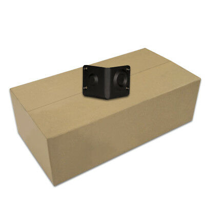 Goldwood Sound GC-401 Black ABS Plastic Cabinet Corners Case of 500 Stackable