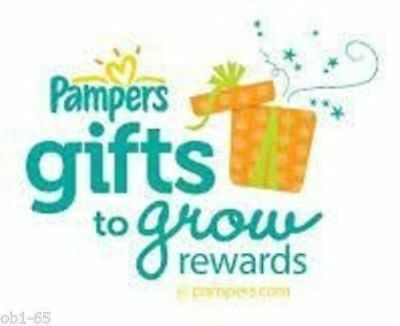 7 Pampers Codes Unused Not Expired Points Lot Gifts To Grow