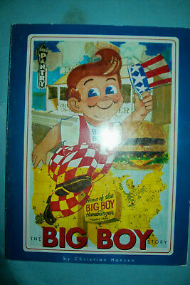 """Book: """"The Big Boy Story  King of Them All"""" by Christian Hansen - Autographed!"""