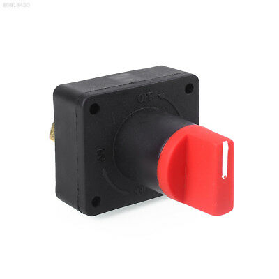 4D79 DC 12V 100A Car Boat Battery Isolator Power Kill Disconnect Cut Off Switch