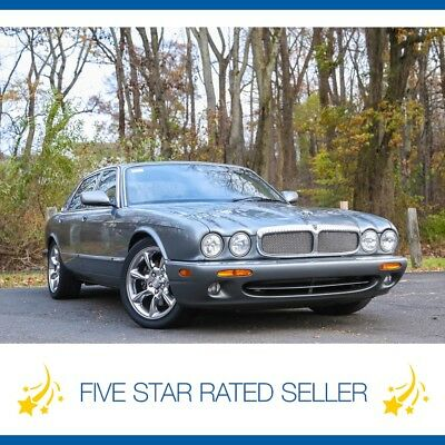 2002 Jaguar XJR Supercharged 1 Owner Serviced California 80K mi CARFAX! 2002 Jaguar XJR Supercharged 1 Owner Serviced California 80K mi CARFAX!