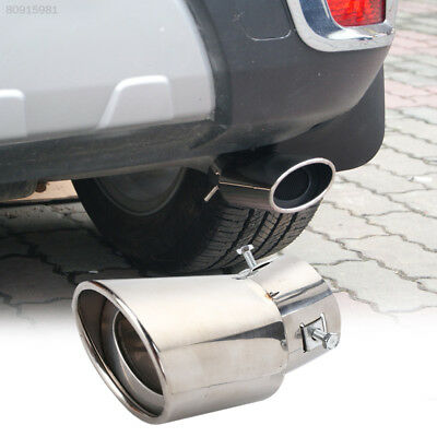 7A07 Stainless Steel Car Tail Pipe Exhaust Tail Exhaust Outlet Vehicle