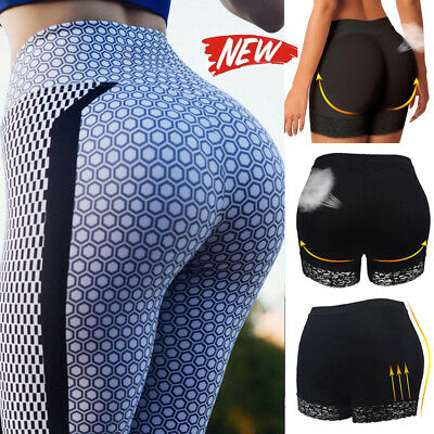 Women Padded Panties Hip Enhancer Bum Butt Lift Body Shaper Underwear Shapewear