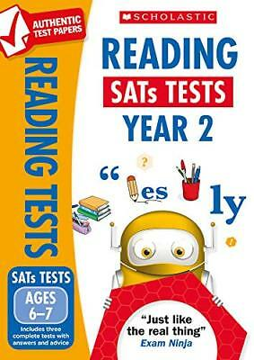 Reading Test - Year 2 National Curriculum by Graham Fletcher New Paperback Book