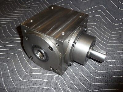 ZZ-Antriebe Right Angle Gearbox K1400-**-2.0-1111