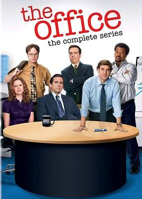 The Office Complete Series DVD 38 Disc Boxed Set Seasons 1-9 BRAND NEW FREE SHIP
