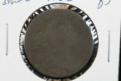 1798 Draped Bust Large Cent Style 2