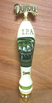 Dundee IPA Beer Tap Handle Ship In Bottle Image -  New in Bag & Free Shipping