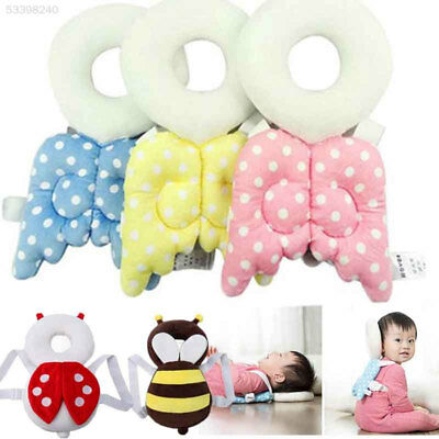 37E0 Baby Head Protection Pillow Toddler Wings Drop Resistance Pad Guardian Saft